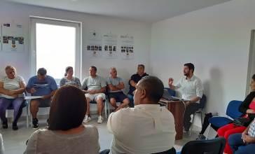 VišeSastanci sa predstavnicima institucija i organizacija civilnog drustva u vezi sa unapređenjem...