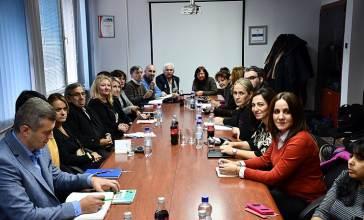 VišeFormirana mreža za inkluziju Roma