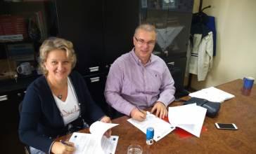 VišePotpisivanje sporazuma o saradnji