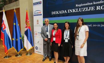 VišeEHO – partner u organizaciji regionalne konferencije o Romima